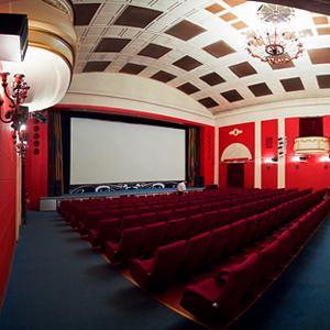 Кинотеатры Орла