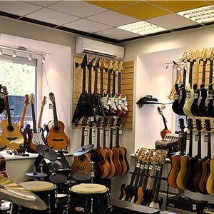 Музыкальные магазины Орла