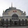 Железнодорожные вокзалы в Орле