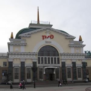 Железнодорожные вокзалы Орла